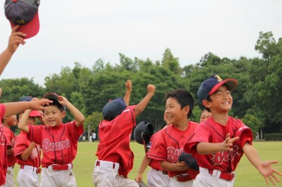 祝!千葉県少年野球友遊ボール東ブロック大会優勝